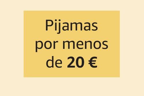 Pijamas por menos de 20 €