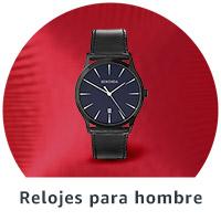 Relojes para hombre