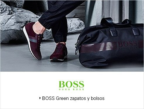 BOSS Green zapatos y bolsos