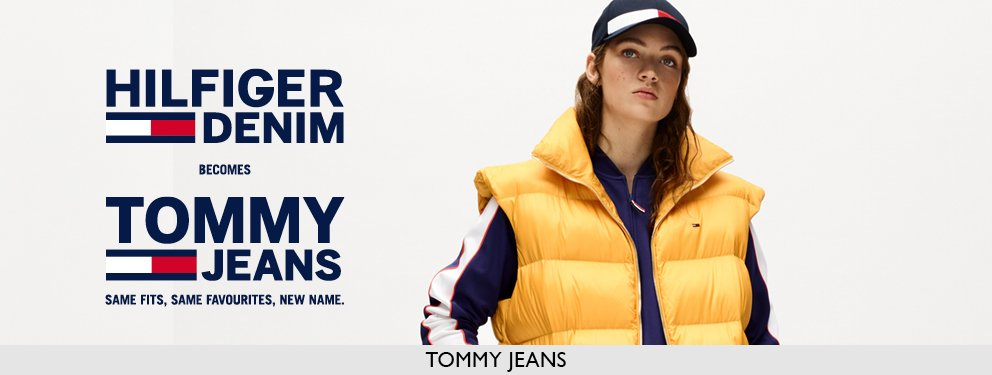 b9bdac05bec Desde 1985 Tommy Hilfiger ofrece artículos de moda