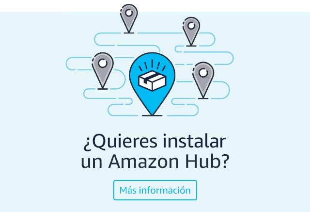 Amazon.es: : Amazon Locker