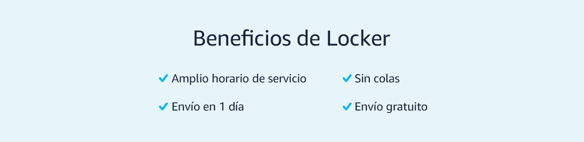 Beneficios de Locker