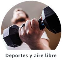 Deportes, fitness y aire libre