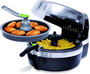 Tefal actifry yv9601 freidora 2 en 1 para cocina sana for Cocinar wok sin aceite