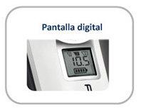 cortapelo MULTI STYLE SPORT TN8210 Rowenta For Men - pantalla digital