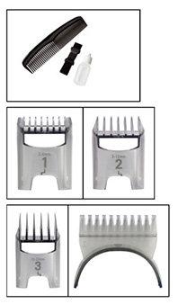 cortapelo MULTI STYLE SPORT TN8210 Rowenta For Men - accesorios