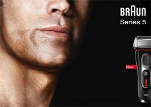 Braun - Afeitadora Series 5 5040s Wet&Dry (importado): Amazon.es ...