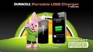 Duracell Portable