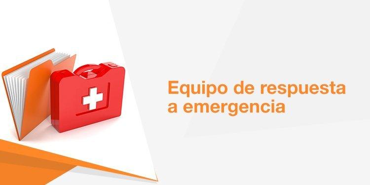 Equipo de respuesta a emergencias