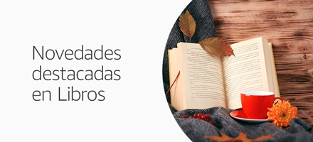 Novedades destacadas en libros