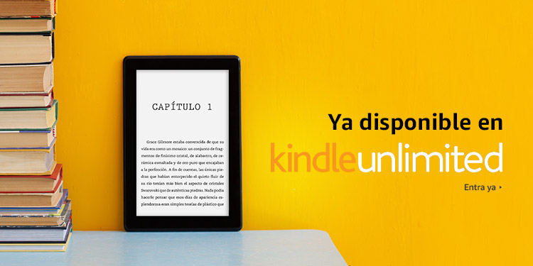 Ya disponible en Kindle Unlimited