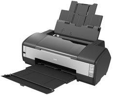 Epson Stylus Photo 1400 - Impresora de Tinta (b/n 15 PPM, Color 15 PPM, 5760 x 1440 dpi)
