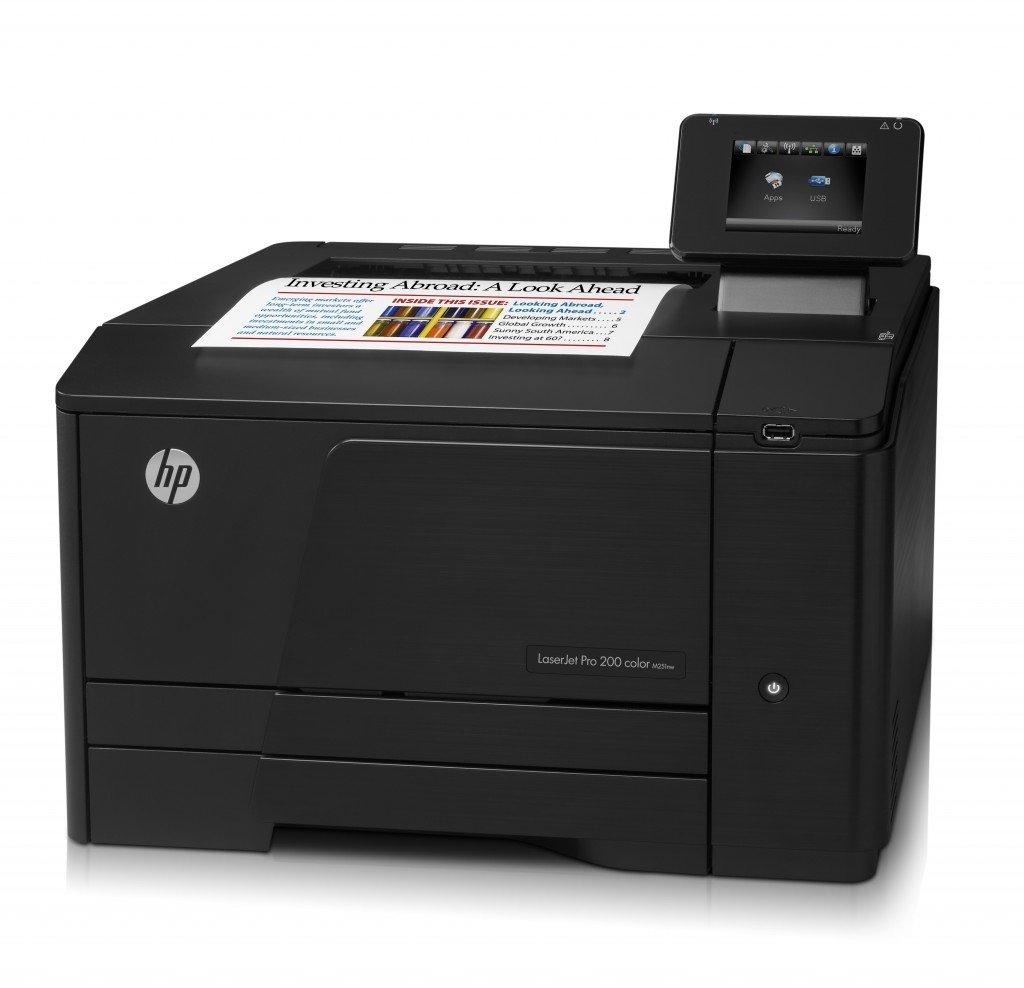 HP LaserJet Pro 200 Color M251NW - Impresora láser: Amazon.es ...