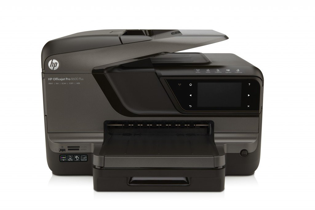 HP Officejet Pro 8600 Plus - Impresora multifunción de tinta - B/N ...