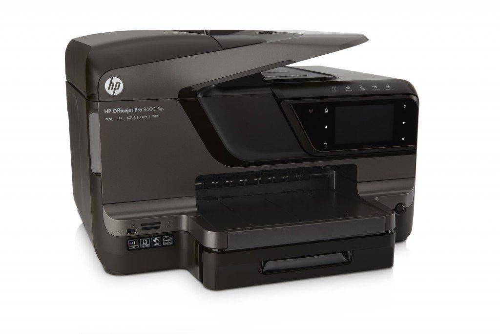 HP Officejet Pro 8600 Plus - Impresora multifunción de tinta - B/N ...