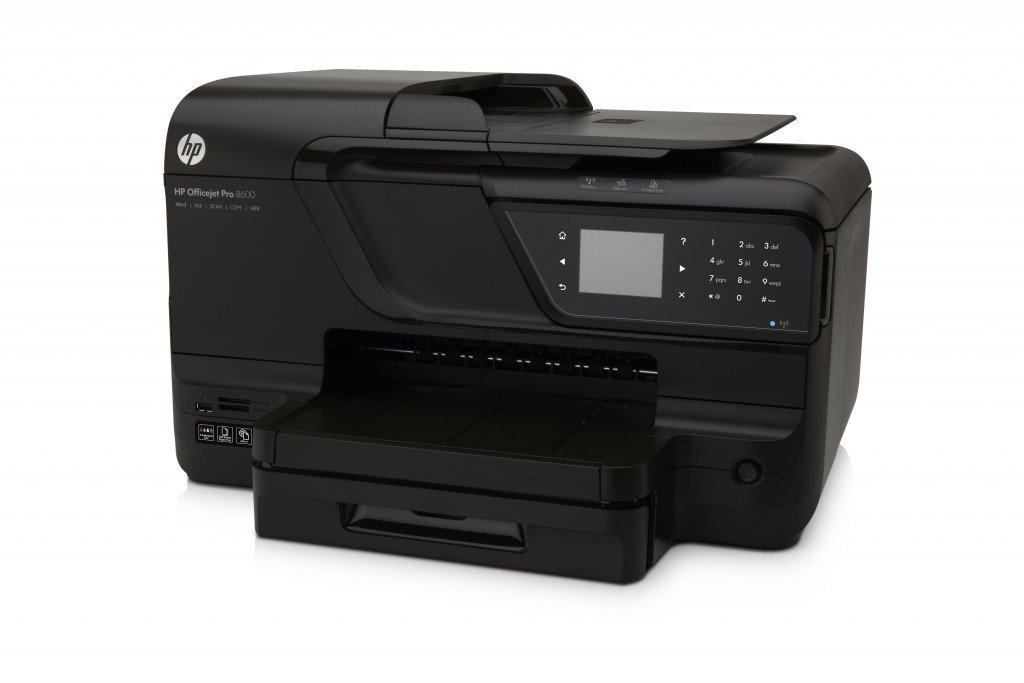 HP Officejet PRO 8600 - Impresora multifunción de tinta (1200 x ...