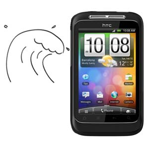 HTC Wildfire S - Smartphone libre Android (pantalla táctil