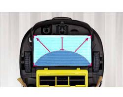 LG VR6270LVMB - Hom-bot Square Robot Aspirador Rojo: Amazon.es: Hogar