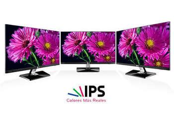 LG 22MA33D-PZ - Monitor TV LED de 21.5 pulgadas, Full HD, color negro: Amazon.es: Electrónica