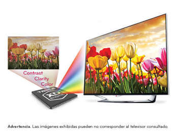 "LG 47LN613S - Televisión LED IPS de 47"" 1920 x 1080, con"