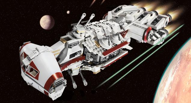 LEGO Star Wars 10198: Amazon.es: Juguetes y juegos