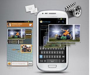Galaxy S3 Mini 4