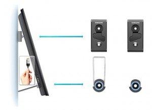Samsung Wmn250Mxc - Soporte de muro para TV de 65 pulgadas: Amazon.es: Electrónica