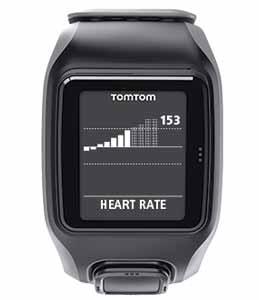 TomTom Sportuhr Multisport GPS HRM und Kadenzsensor Reloj ...