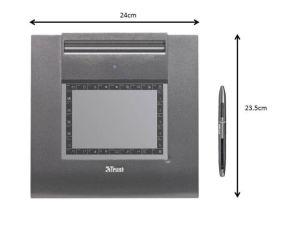 Trust TB-5300 - Tableta gráfica: Amazon.es: Informática