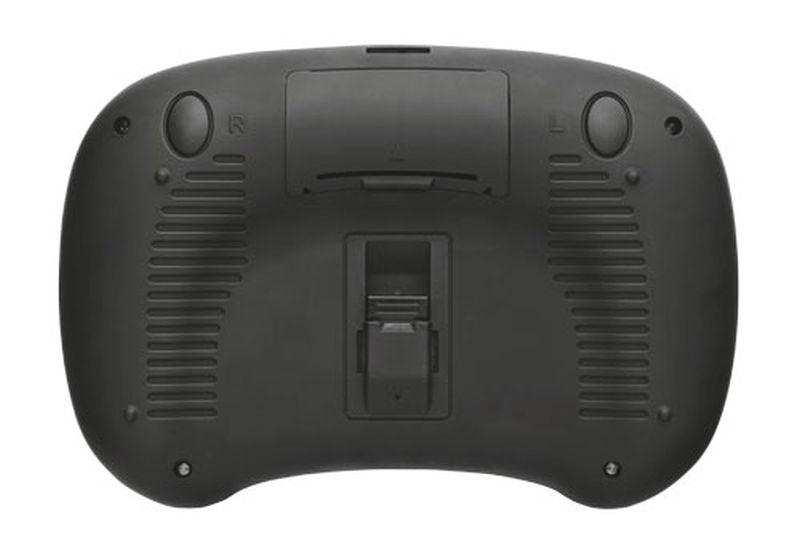 Trust Tocamy Wireless Entertainment - Teclado con touchpad