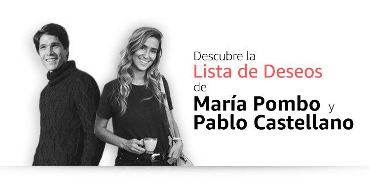 Lista de deseos de Maria Pombo y Pablo Castellano