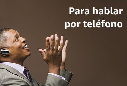 Para hablar por teléfono