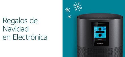 Regalos de Navidad en Electrónica