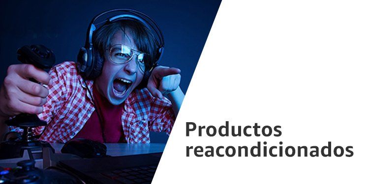 Productos reacondicionados Gaming