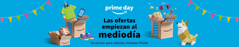 Amazon Prime Day empieza hoy 16 de julio