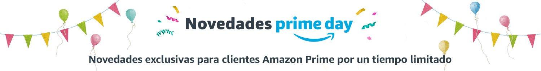 Novedades Prime Day: productos nuevos y de edición especial disponibles solo para miembros Prime por un tiempo limitado