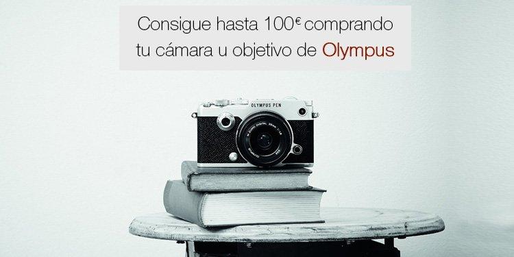 Promoción Olympus
