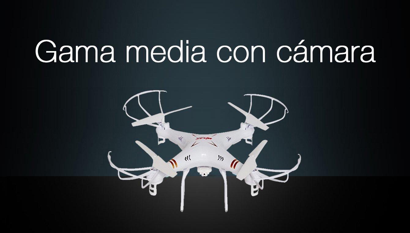 Gama media con cámara