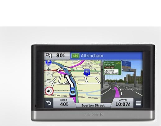 GPS y accesorios para coche
