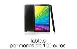 Chollos TODAS las Tablet a menos de 100 Euros