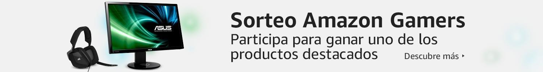 Sorteo Amazon Gamers