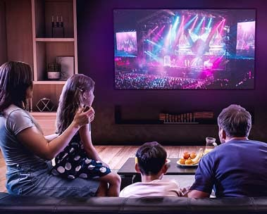 Ahorra en TVs, barras de sonido, proyectores y más