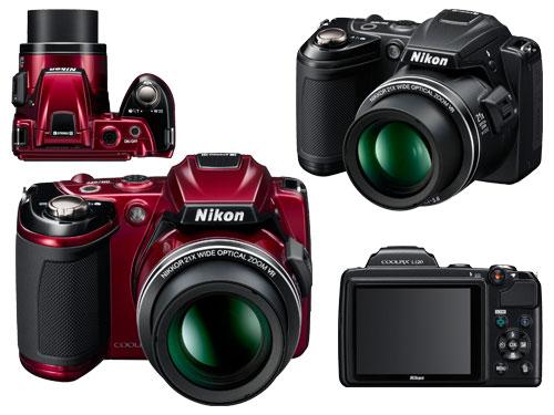 nikon coolpix l120 c mara digital compacta 14 1 mp zoom ptico rh amazon es Nikon Coolpix P510 Nikon Coolpix S210