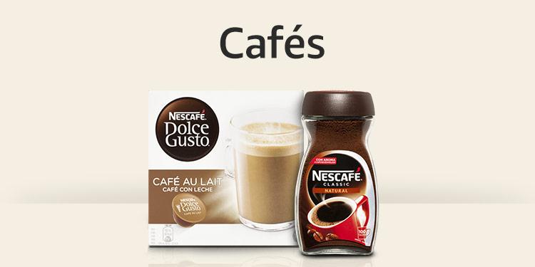 Ofertas Desayunos Nestlé