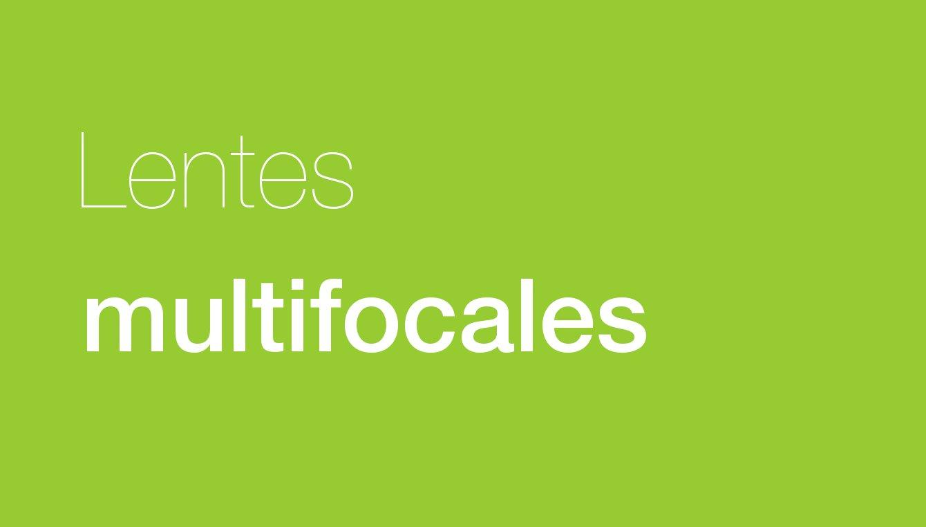 Lentes Multifocales