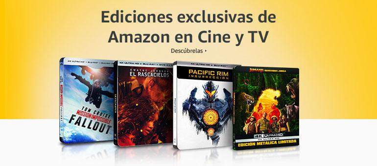 Ediciones Exclusivas en Cine y TV