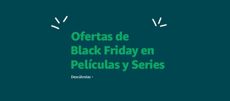Ofertas Black Friday en Cine y TV