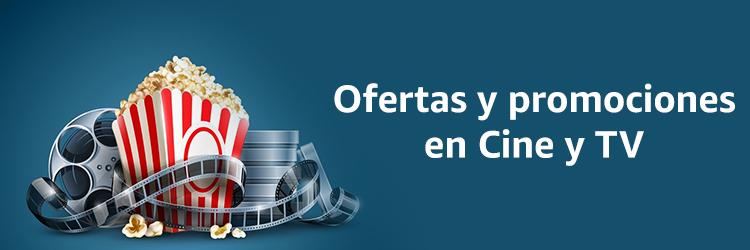 Ofertas y promociones en Cine y TV