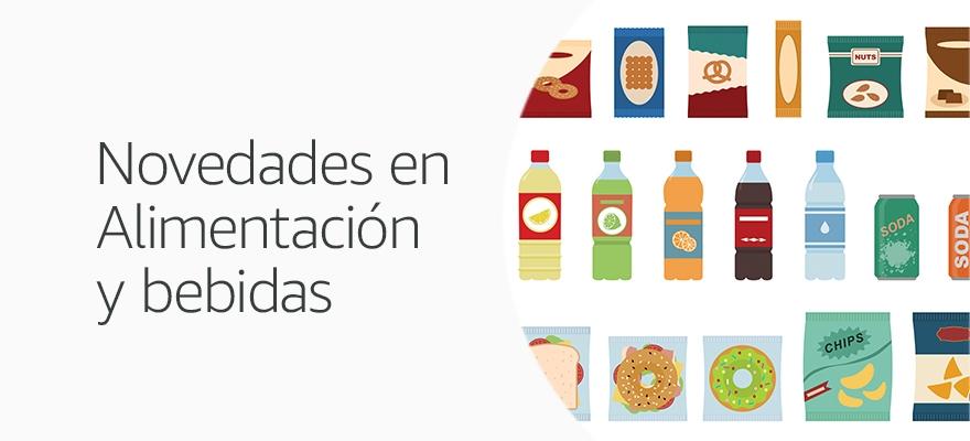 Novedades en Alimentación y bebidas