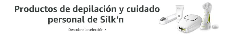 Productos de depilación y cuidado personal de Silk'n